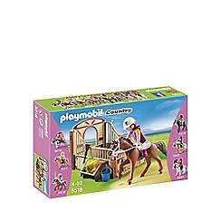 Playmobil - Trekking Horse with Stall