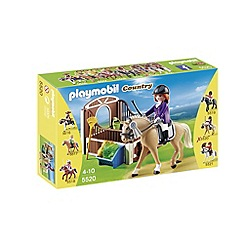Playmobil - Show Horse with Stall