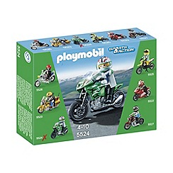 Playmobil - Sports Bike