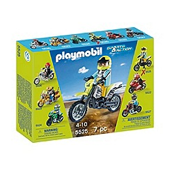Playmobil - Motocross Bike