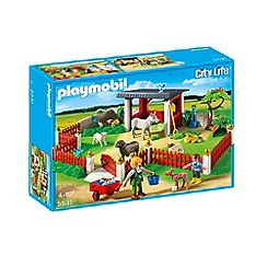 Playmobil - Outdoor Care Station