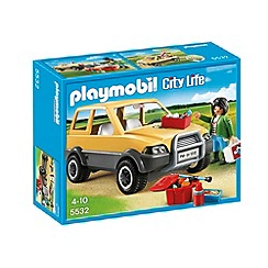 Playmobil - Vet with Car