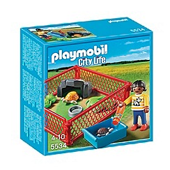 Playmobil - Turtle Enclosure