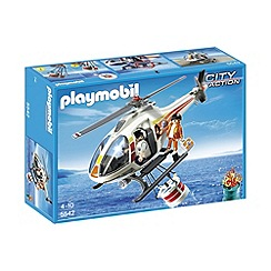 Playmobil - Fire Fighting Helicopter