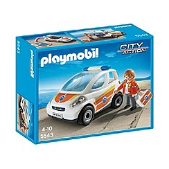 Playmobil - Emergency Vehicle