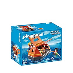 Playmobil - Life Raft