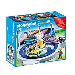 Playmobil - Spinning Spaceship Ride with Lights