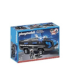 Playmobil - Tactical Unit Command Vehicle