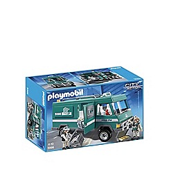Playmobil - Money Transport Vehicle