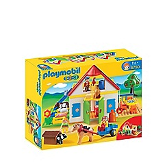Playmobil - 123 Large Farm