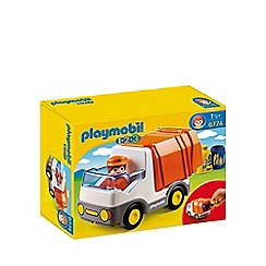 Playmobil - 123 Recycling Truck