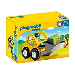Playmobil - 123 Front Loader