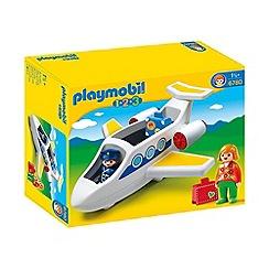 Playmobil - 123 Jet