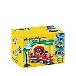 Playmobil - 123 My Take Along Train