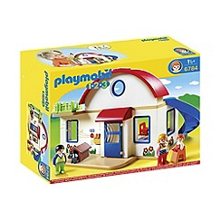 Playmobil - 123 Suburban House