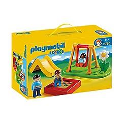 Playmobil - 123 Park Playground