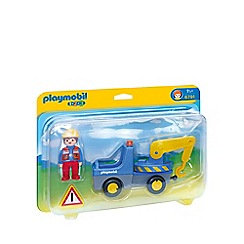 Playmobil - 123 Tow Truck
