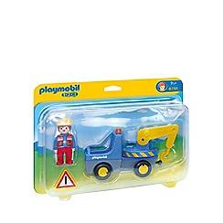 Playmobil - 123 Tow Truck