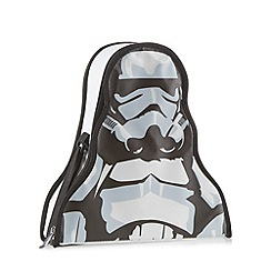 Star Wars - White 'Stormtrooper' zip case bag
