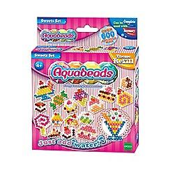 Aqua beads - Sweet Set