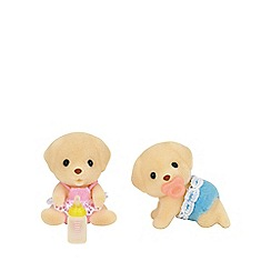 Sylvanian Families - Yellow Labrador Twins