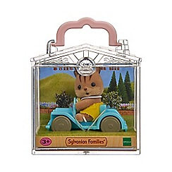 Sylvanian Families - Baby Carry Case (Squirrel on Car)