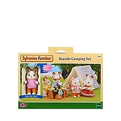 Sylvanian Families - Seaside Camping Set