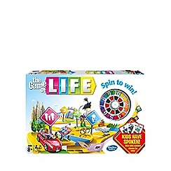 Hasbro - The game of life game