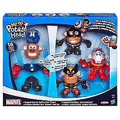 Hasbro - Mr. Potato Head super hero collector pack