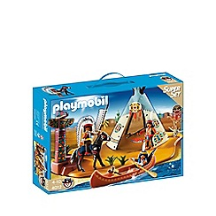 Playmobil - Native american camp superset