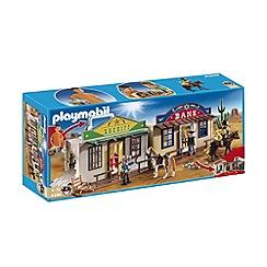 Playmobil - My take along western city