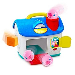 Bright Starts - 3 Lil Piggies Playhouse
