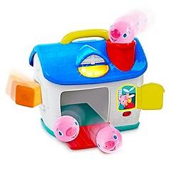 Bright Starts - 3 Lil Piggies Playhouse