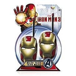 Iron Man - Walkie Talkies