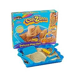 Cra-Z-Art - Cra-Z-Sand deluxe playset