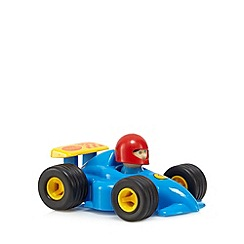 Debenhams - Small racing car toy