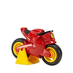 Debenhams - Small motorbike toy