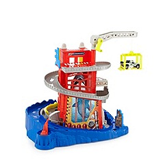Early Learning Centre - Matchbox Cliff Hanger Shark Escape play set