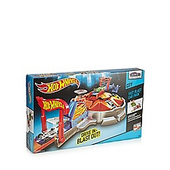 Hot Wheels - Fast Blast Car Park