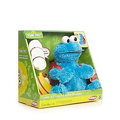 Sesame Street - Count 'n Crunch Cookie Monster