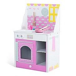 Plum - Pink Lemonade Role Play Kitchen