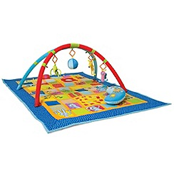 Taf Toys - 3 in 1 Curiosity Baby Gym