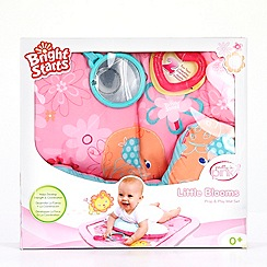 Bright Starts - Little Blooms Prop Mat Pink