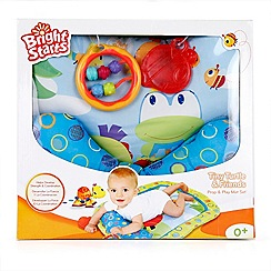 Bright Starts - Tiny Turtle & Friends Prop Mat