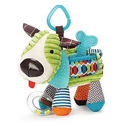 Skip Hop - Explore & More Bandana Buddies Activity Toy Puppy