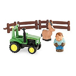 John Deere - My 1st farm - tractor fun playset