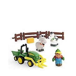 John Deere - My 1st farm - load-up playset
