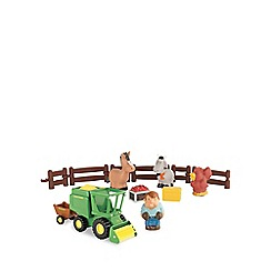 John Deere - My 1st farm - harvest time playset