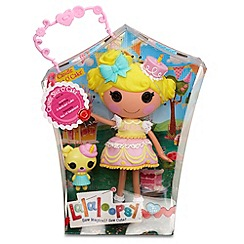 Lalaloopsy - Large Doll-Candle Slice O'Cake