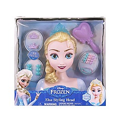 Disney Frozen - Frozen Elsa Styling Head